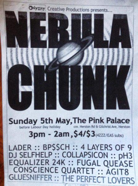 5 May 2002 – Nebula Chunk – Brisbane, Australia