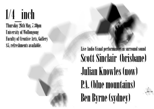 26 May 2005 – Scott Sinclair – Wollongong, Australia – 1/4 Inch