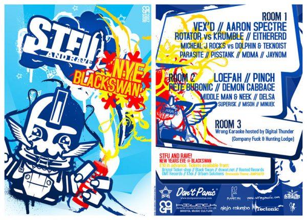 31 December 2006 – Digital Thunder – Bristol, UK