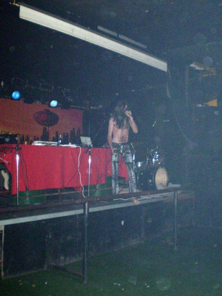 Botborg, Company Fuck – Zagreb, Croatia – 2007