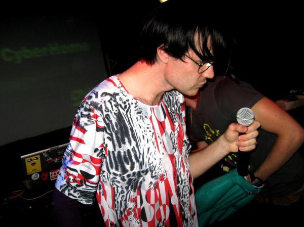 19 September 2008 – Company Fuck & Freeka Peeka – Tilburg, Netherlands – ZXZW Festival