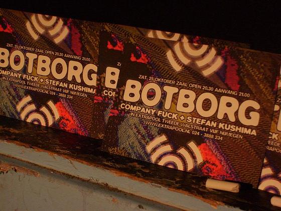 Company Fuck, Botborg – Nijmegen, Netherlands – 2008
