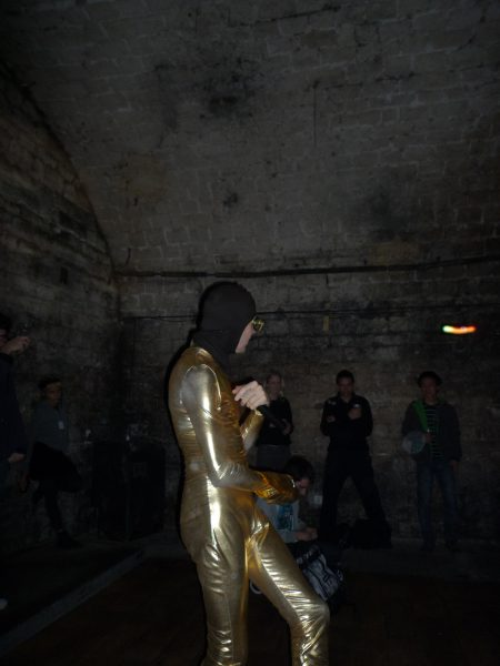 15 October 2010 – Company Fuck – Paris, France – Serendip Festival