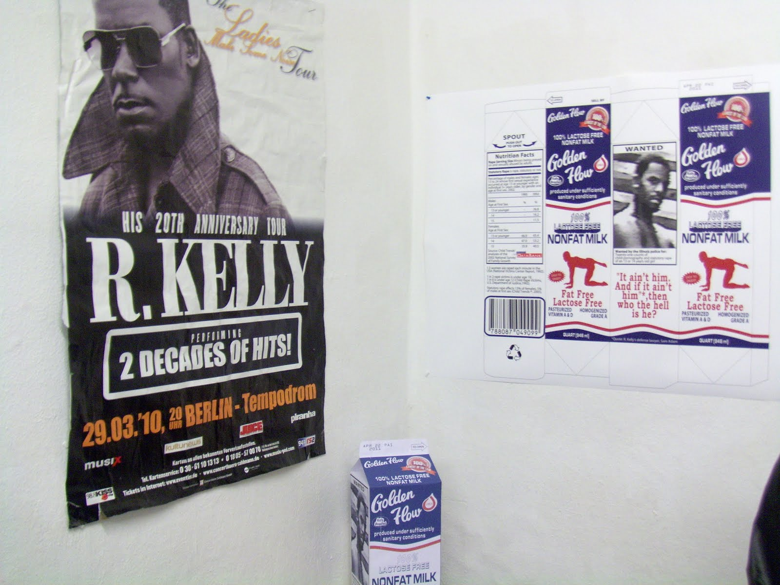 R. Kelly Con – Berlin, Germany – 2011