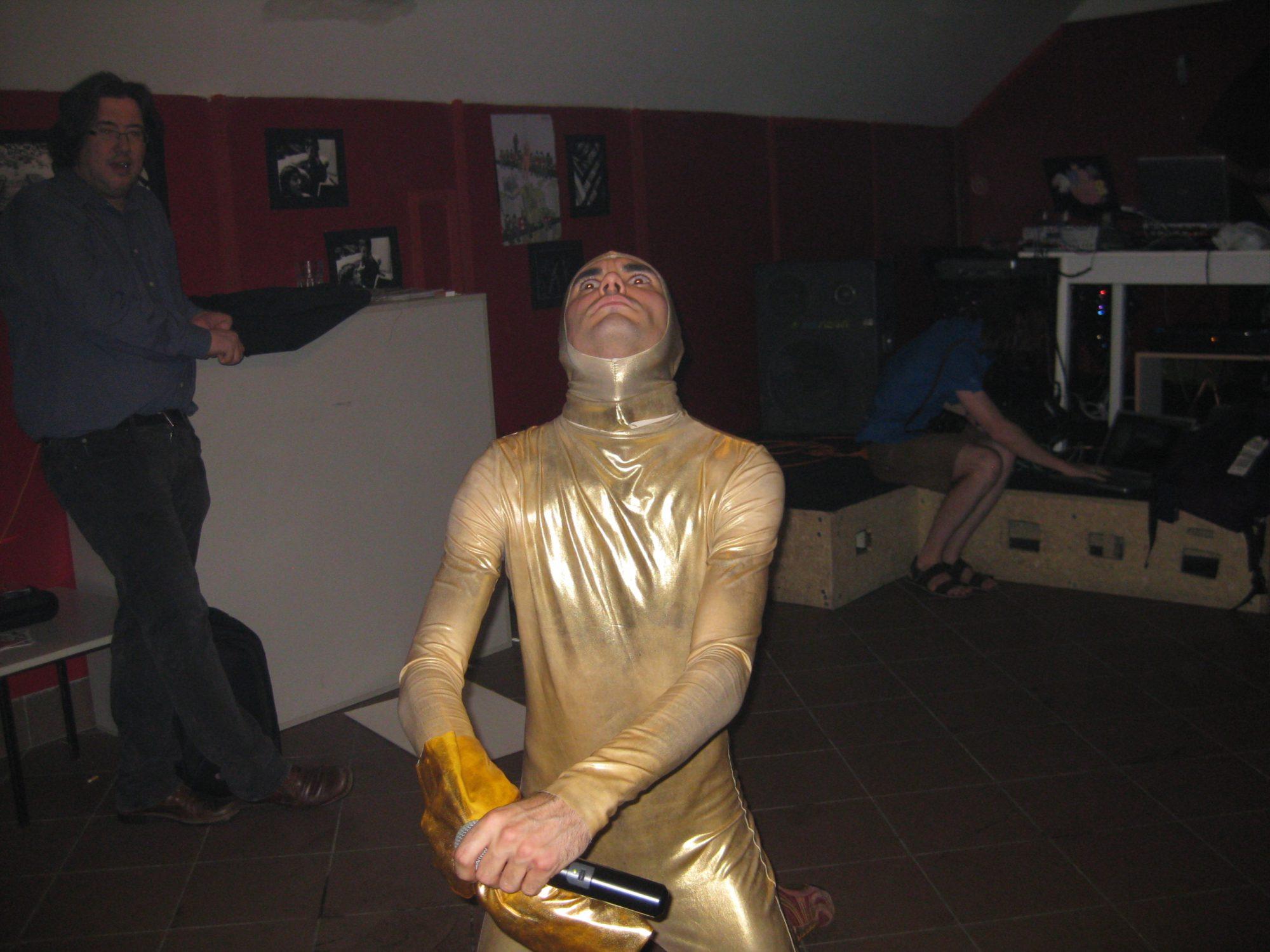 Company Fuck – Budapest, Hungary – 2011