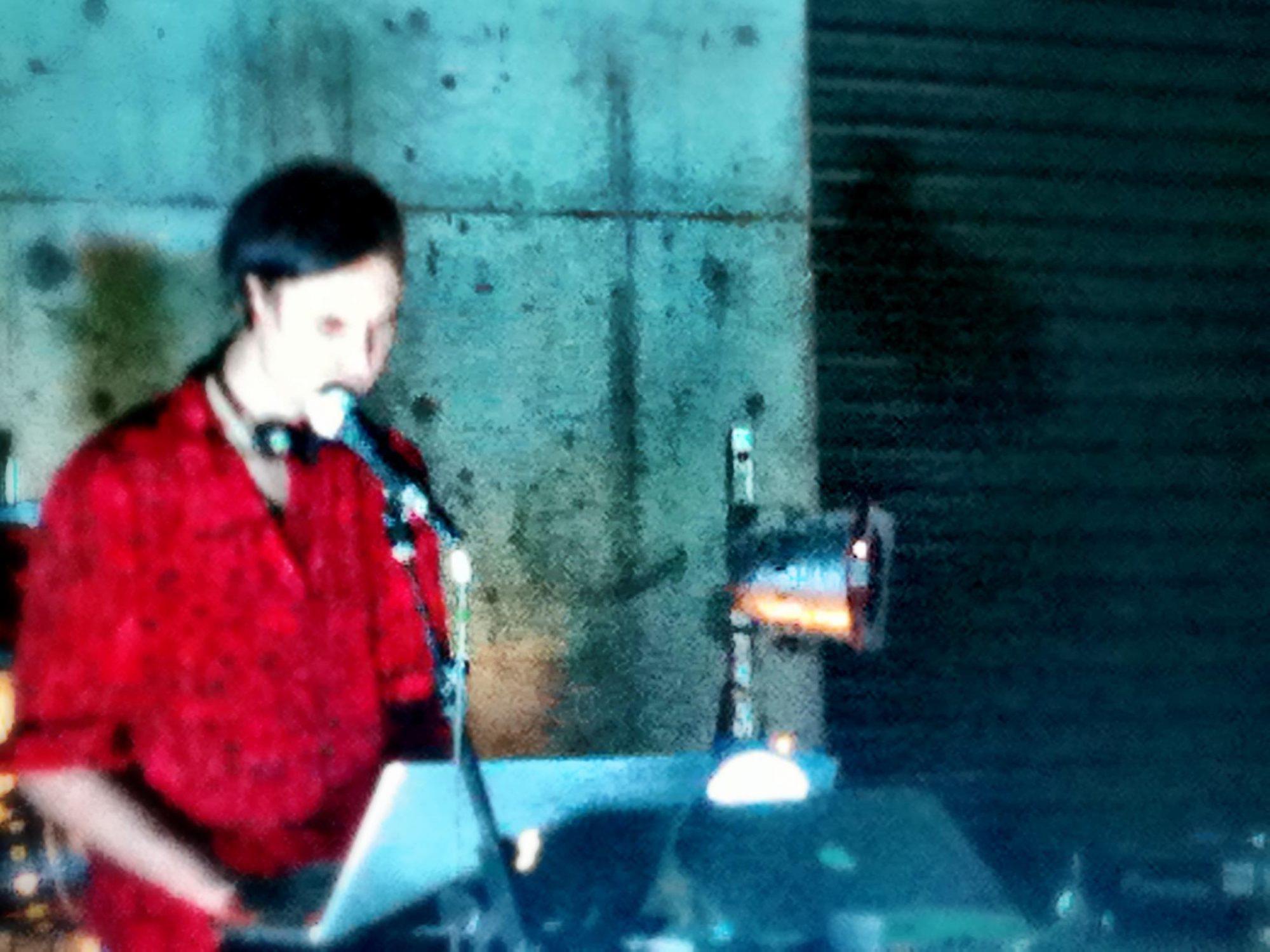 DJ Invisible Pink – Brisbane, Australia – 2011
