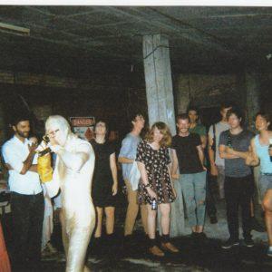 Company Fuck – Brisbane, Australia – What Is Music? Festival – 2011