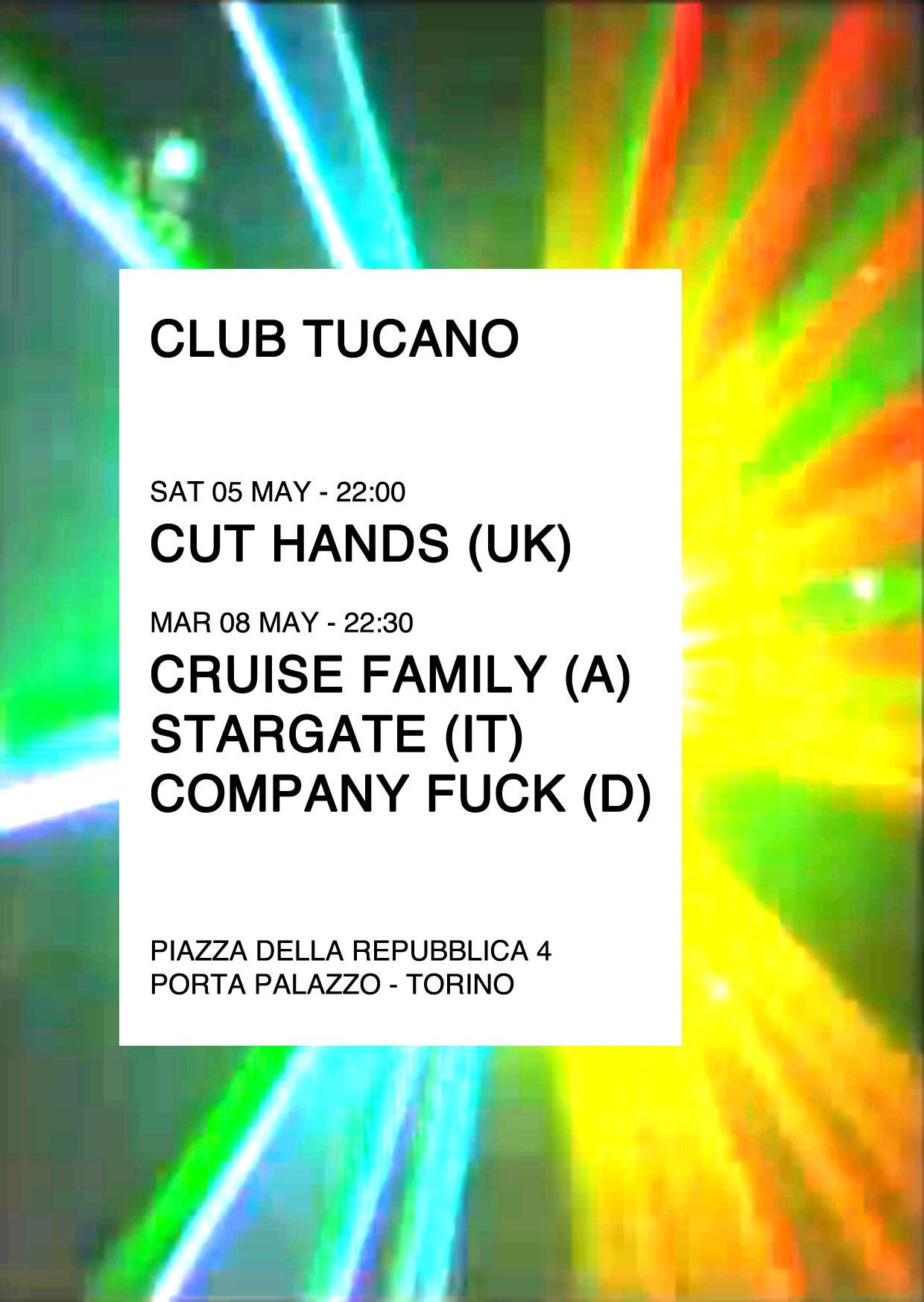 Company Fuck – Torino, Italy – 2012