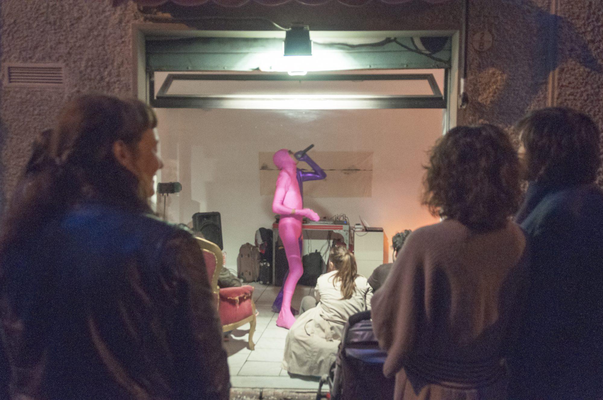 Company Fuck – Bologna, Italy – 2012