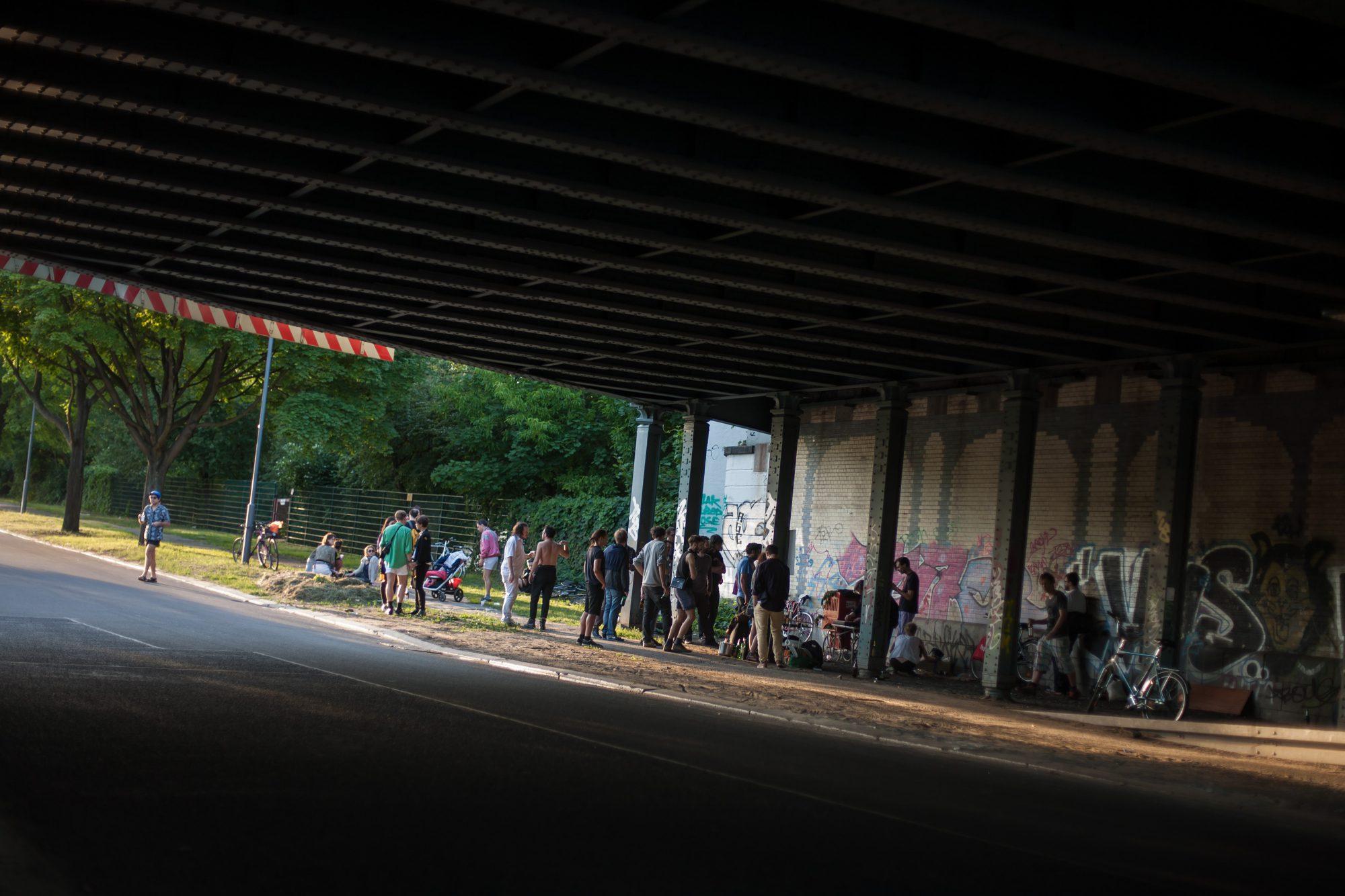 Kottbusserdamm Terror Corpse – Berlin, Germany – 2012
