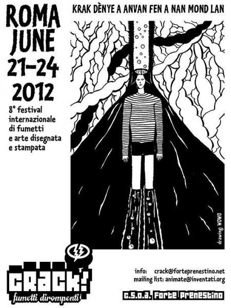 Company Fuck – Rome, Italy – CRACK! Festival 21/6 CRACKPOCALYPSE – 2012