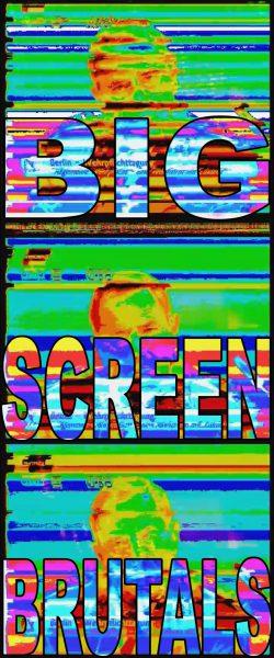 Big Screen Brutals – 7 September 2012 @ Pony Royal – VJ Meat, Sonic Outlaws, Kultur=Kaputt, Youtube Party w/ Santisima Virgen Maria