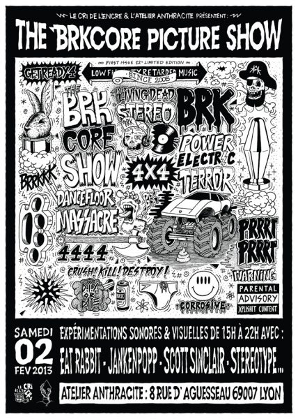 The Superusers – Lyon, France – The BRKCORE Picture Show