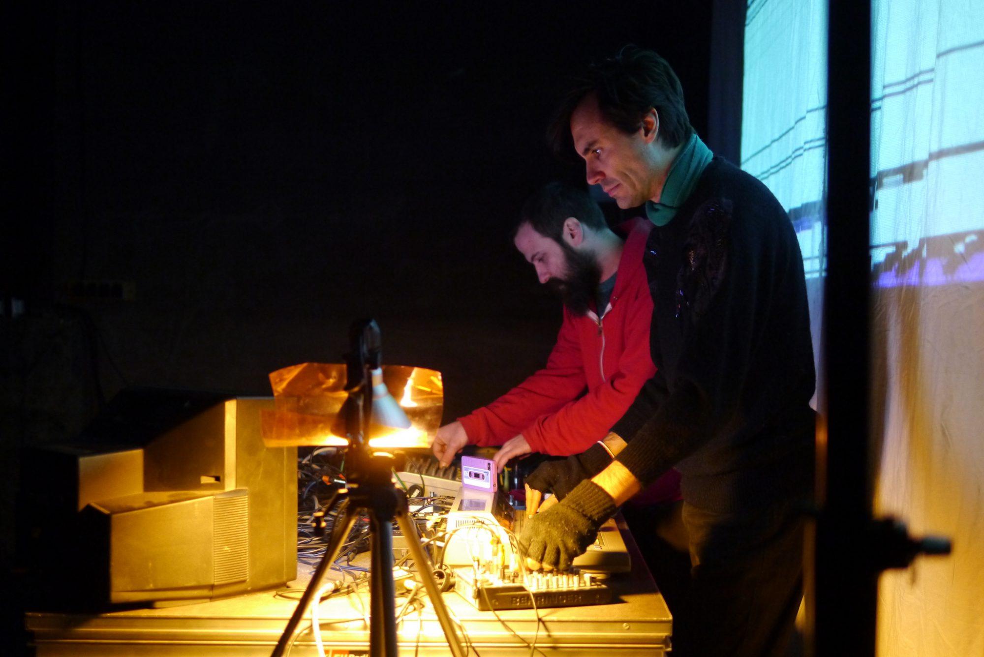 C_C  & Scott Sinclair (video) – Chalon sur Saône, France – 2013