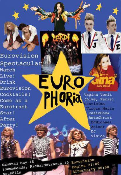 18 May 2013 – EURO-PHORIA – Berlin, Germany