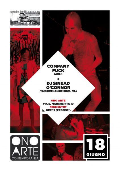 18 June 2013 – Company Fuck – Bologna, Italy