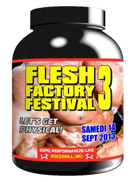 14 September 2013 – Company Fuck – Charleroi, Belgium – Flesh Factory Festival