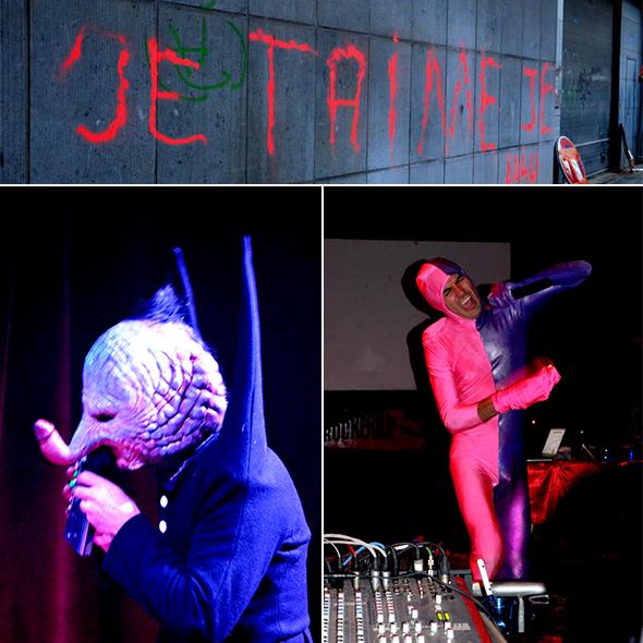 Company Fuck – Charleroi, Belgium – Flesh Factory Festival – 2013