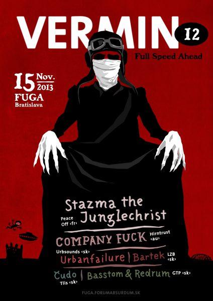 15 November 2013 – Company Fuck – Bratislava, Slovakia