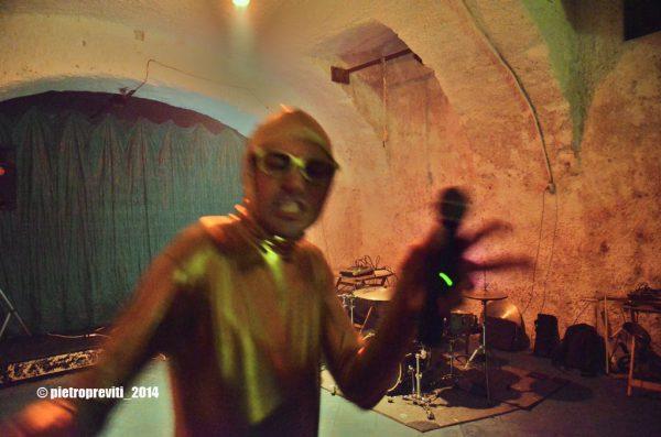 Company Fuck – Naples, Italy – 2014