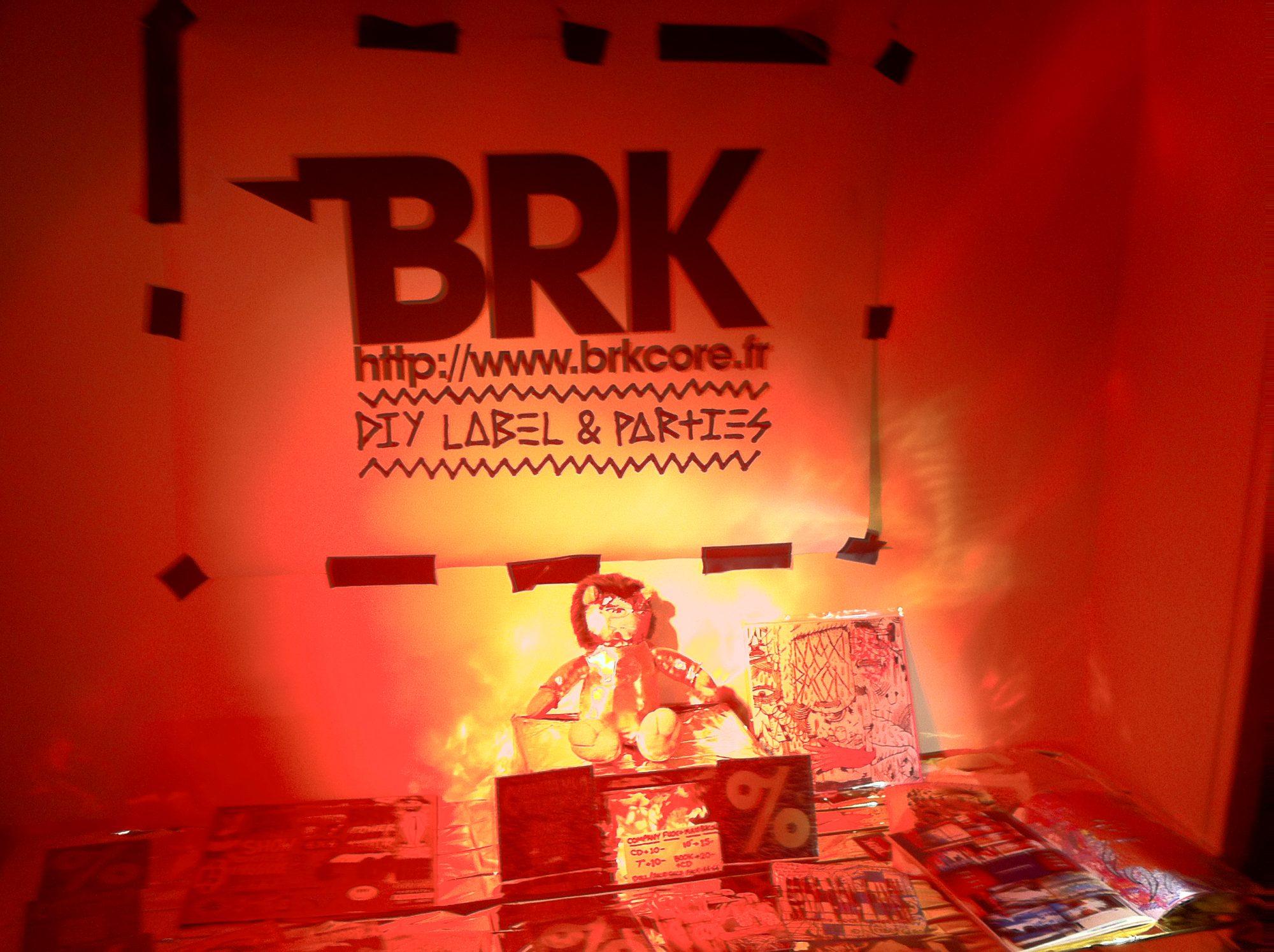 Company Fuck, DJ Invisible Pink – Paris, France – 2014