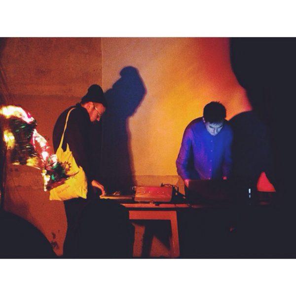 Harmony Molina & Scott Sinclair – Berlin, Germany – 2014