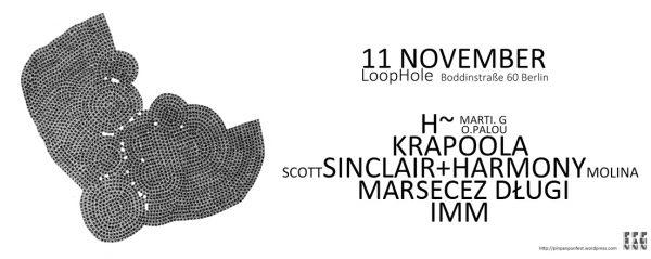 11 November 2014 – Harmony Molina & Scott Sinclair – Berlin, Germany