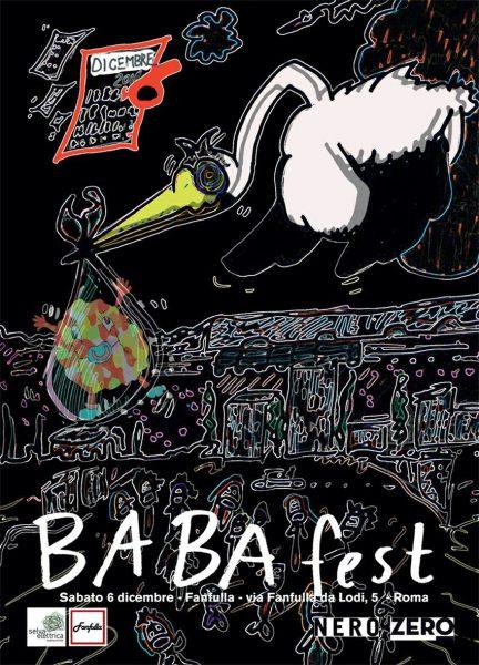6 December 2014 – Botborg – Rome, Italy – BABA festival di arti eccentriche e culture esplose 7