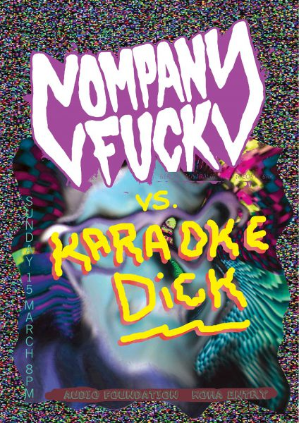 15 March 2015 – Company Fuck – Auckland, New Zealand