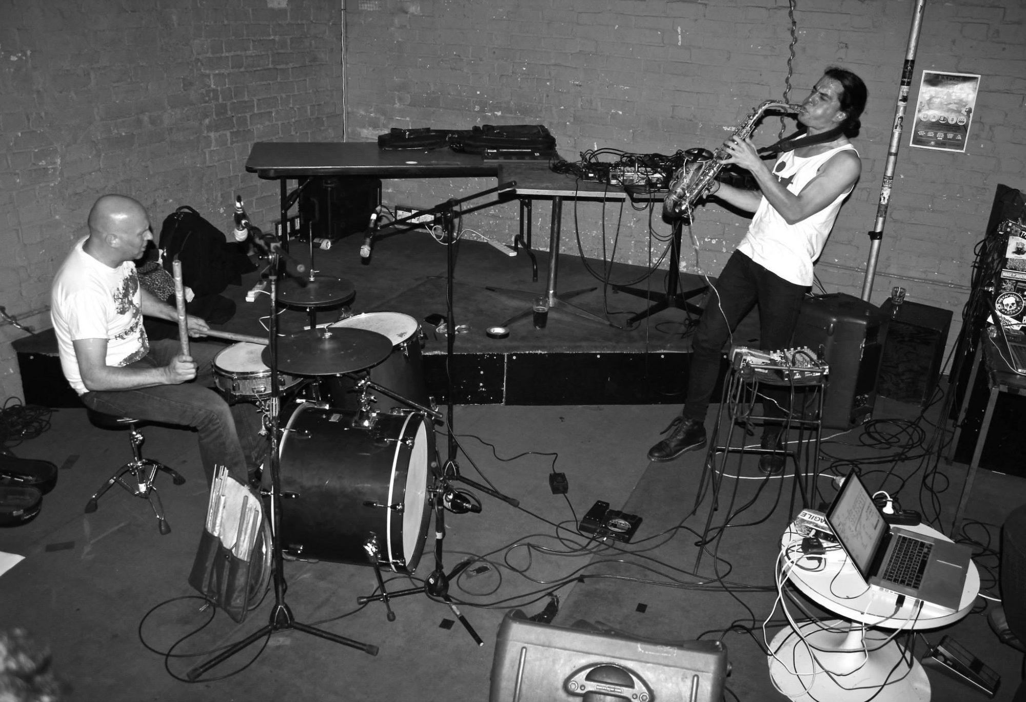 Sean Baxter + Lloyd Honeybrook + Scott Sinclair – Melbourne, Australia – 2015