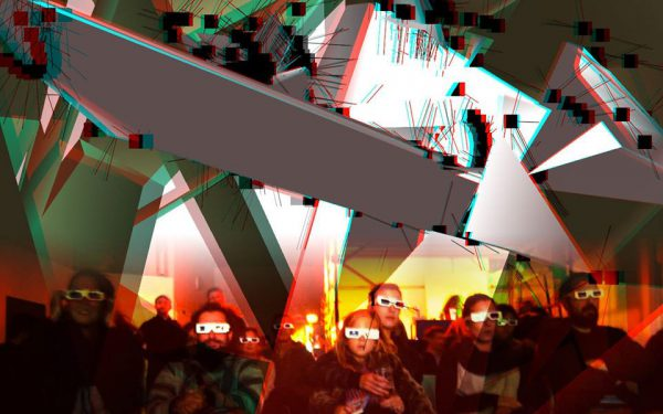 26 September 2015 – The Superusers – Berlin, Germany – Audio-visual delights