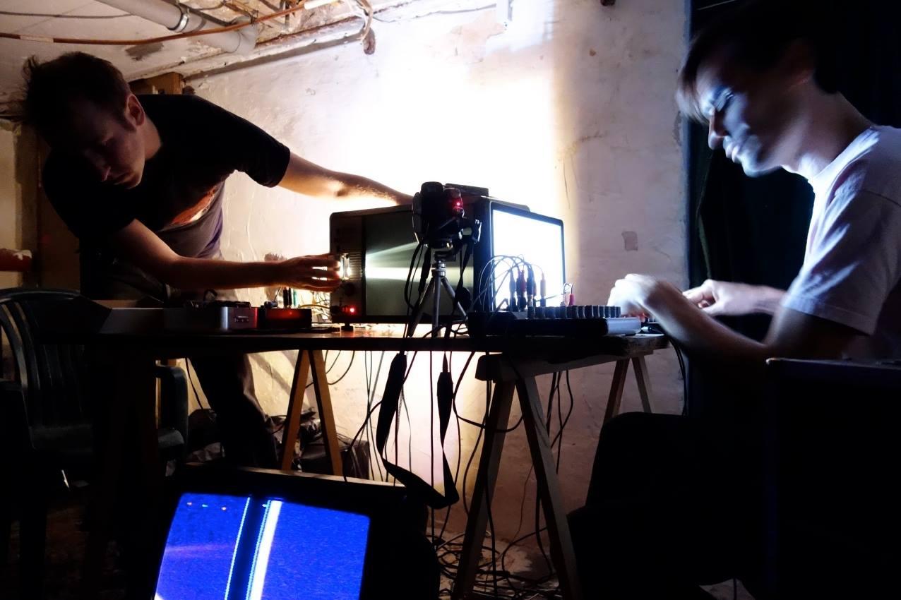 Kris Limbach & Scott Sinclair – Berlin, Germany – 2016