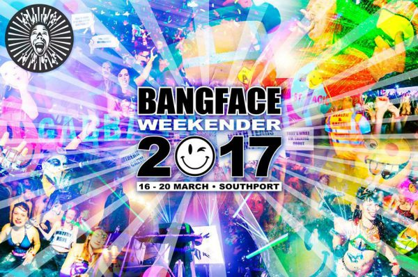 17 March 2017 – Company Fuck karaoke – Bangface Weekender – Southport, UK
