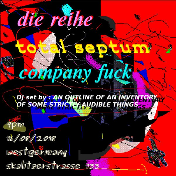 Company Fuck – Berlin, Germany – 2018