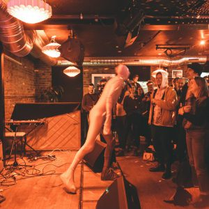 Company Fuck – Oslo, Norway – All Ears Festival – 2019