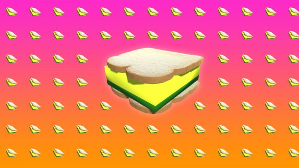 DJ Invisible Pink – Sponge Sandwich Party Mix