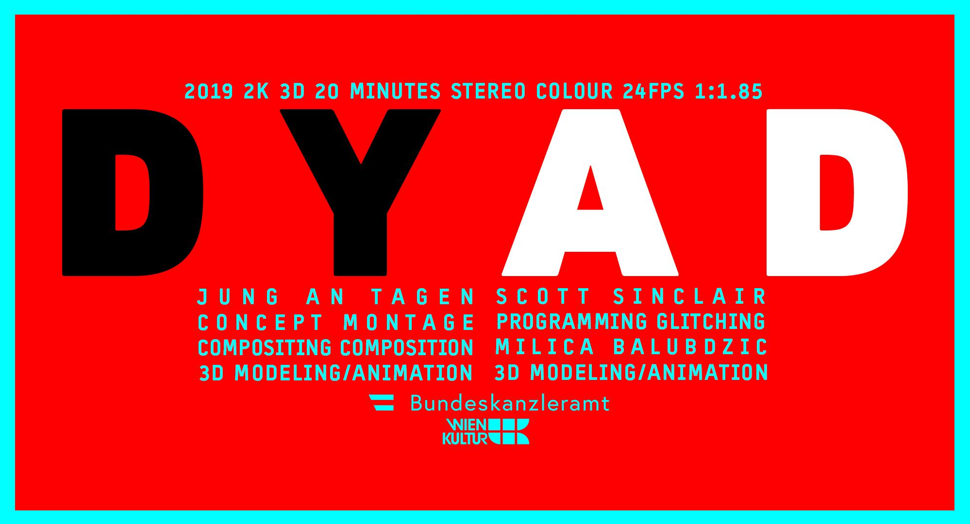 Jung An Tagen – DYAD – Premiere in Linz, Austria