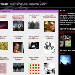 Halftheory.com Version 2 – 2008-2012