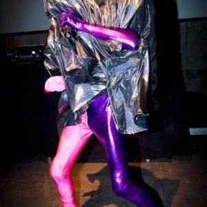 Company Fuck – Pink/Purple Costume – 2012