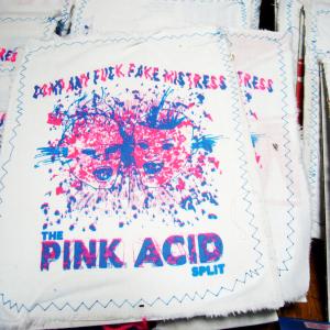 Company Fuck – The Pink Acid Split – 2013