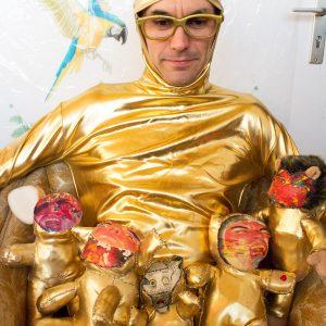 Company Fuck – Golden Dollcore – 2014