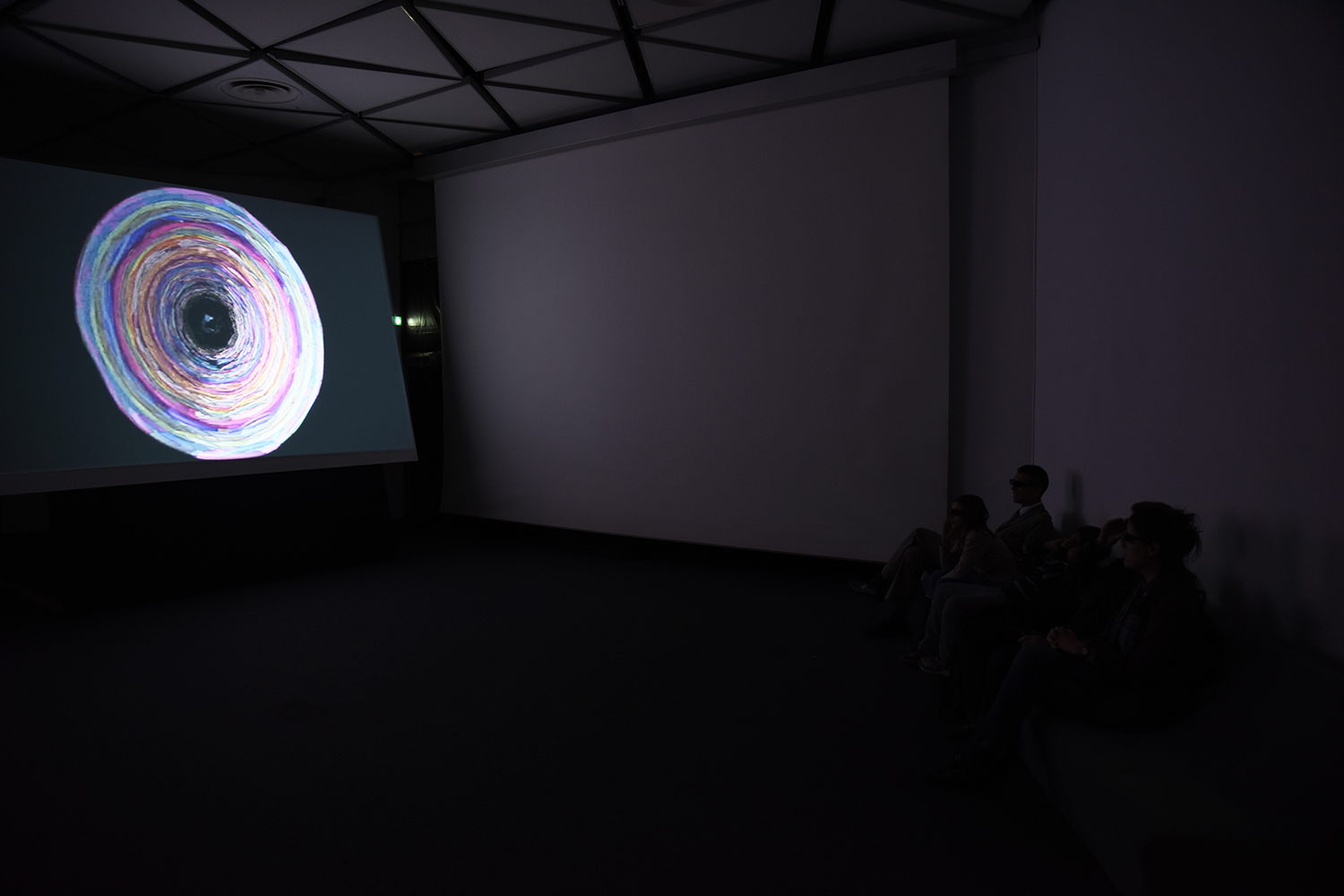 The Superusers – Kompressions of False Mechaniks in a chamber of 3D Hard Light – 2015